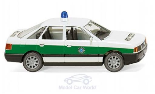 Audi 80 1/87 Wiking Polizei 1986 miniature