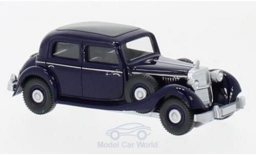 Mercedes 260 1/87 Wiking D bleue miniature