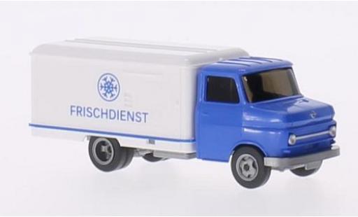 Opel Blitz 1/87 Wiking Frischdienst Tiefkühlwagen miniature
