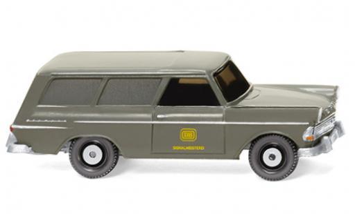 Opel Rekord 1/87 Wiking CaraVan DB 1960 miniature