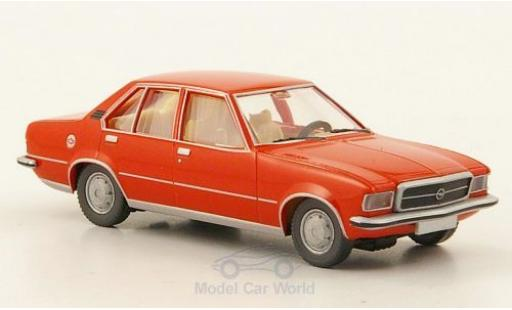 Opel Rekord 1/87 Wiking D rouge miniature