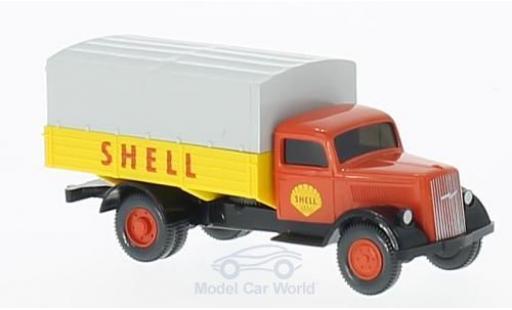Opel Blitz 1/87 Wiking / PMS Shell 1936 Serie 800 miniature