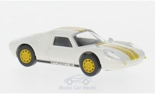 Porsche 904 1/87 Wiking GTS blanche miniature