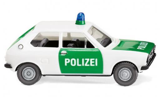 Volkswagen Polo 1/87 Wiking I Polizei 1975 miniature
