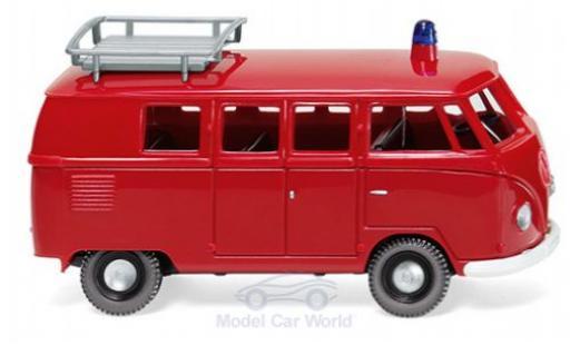 Volkswagen T1 1/87 Wiking Bus Feuerwehr modellautos
