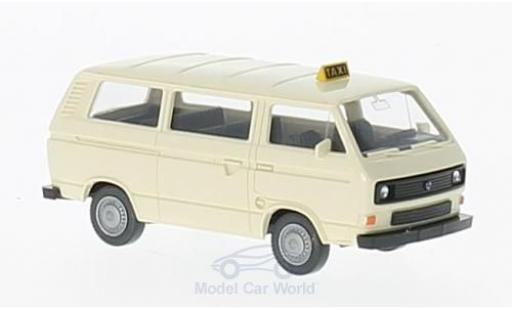 Volkswagen T3 B 1/87 Wiking Taxi us diecast model cars