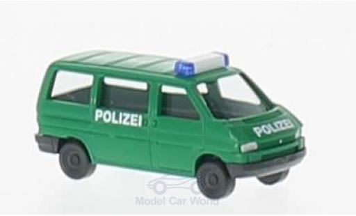 Volkswagen T4 1/160 Wiking Bus Polizei miniature