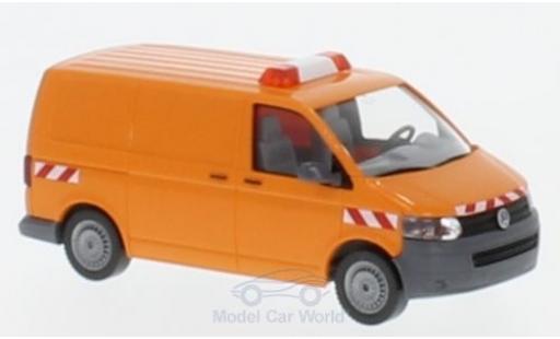 Volkswagen T5 1/87 Wiking GP Kastenwagen miniature