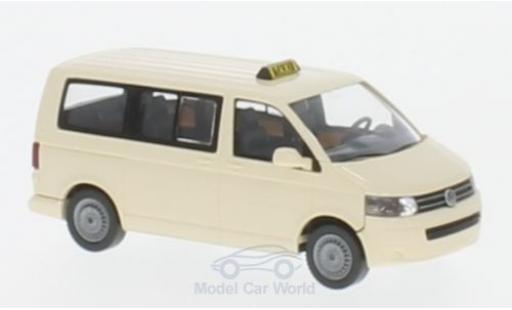 Volkswagen T5 1/87 Wiking GP Multivan Taxi miniature