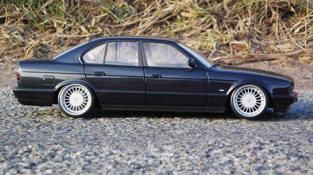 Bmw 535 1988 1/18 Minichamps i E34 jantes alpina