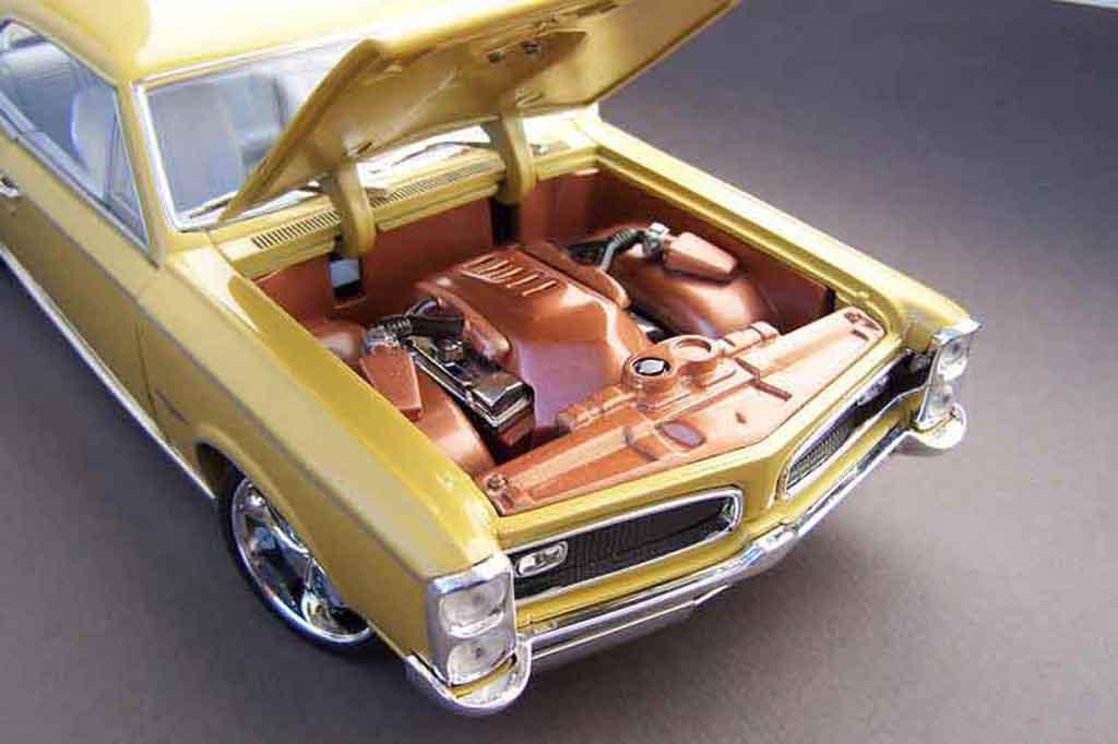 Pontiac GTO 1/18 Welly westcoast