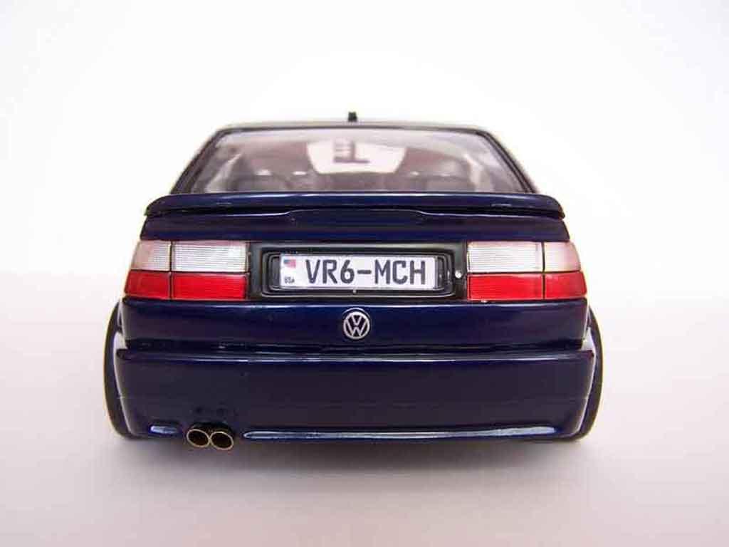 Auto miniature Volkswagen Corrado VR6 jantes bords larges tuning Revell. Volkswagen Corrado VR6 jantes bords larges German Look miniature 1/18