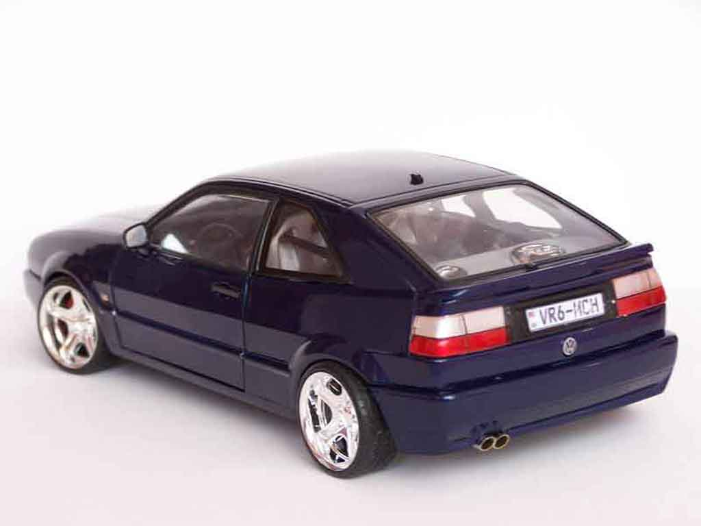 volkswagen corrado vr6 felgen mit breiter krempe revell modellauto 1 18 kaufen verkauf. Black Bedroom Furniture Sets. Home Design Ideas