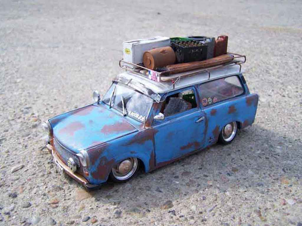 trabant 601 kombi rat sun star modellauto 1 18 kaufen. Black Bedroom Furniture Sets. Home Design Ideas