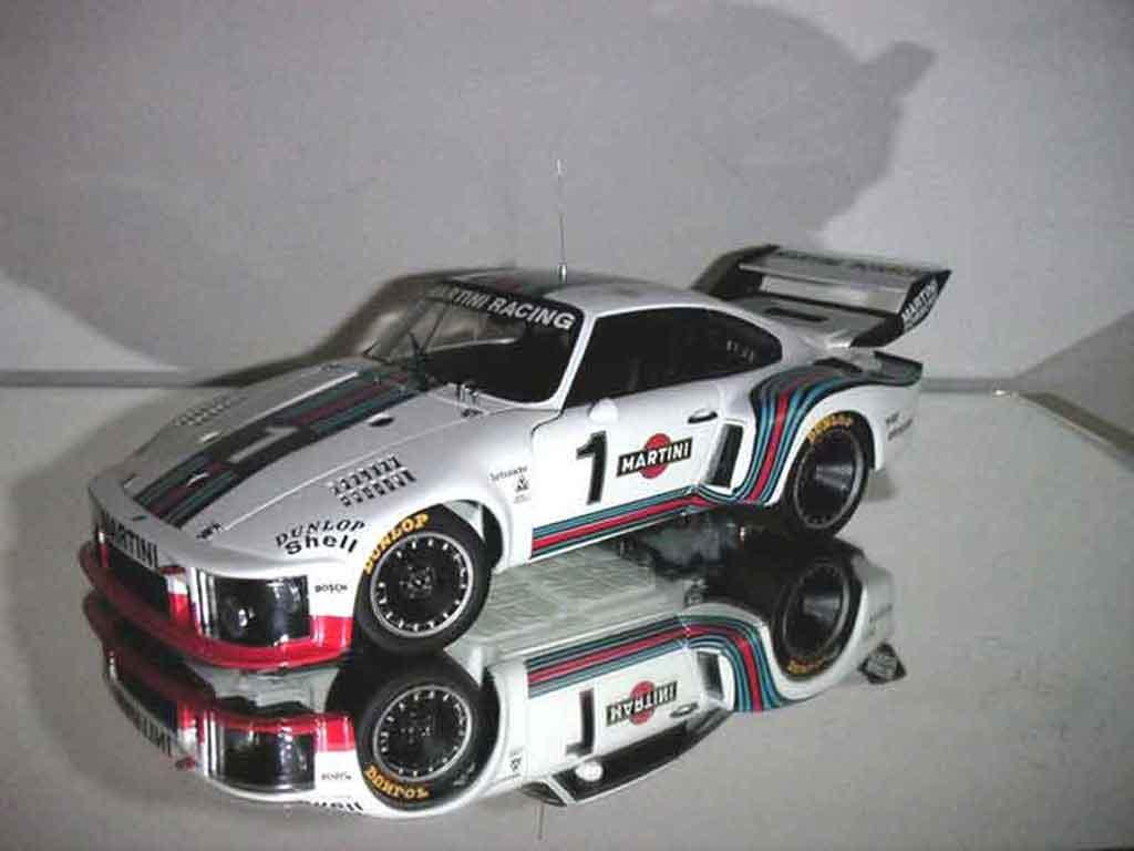 Porsche 935 1976 1/18 Exoto turbo #1 martini racing diecast model cars