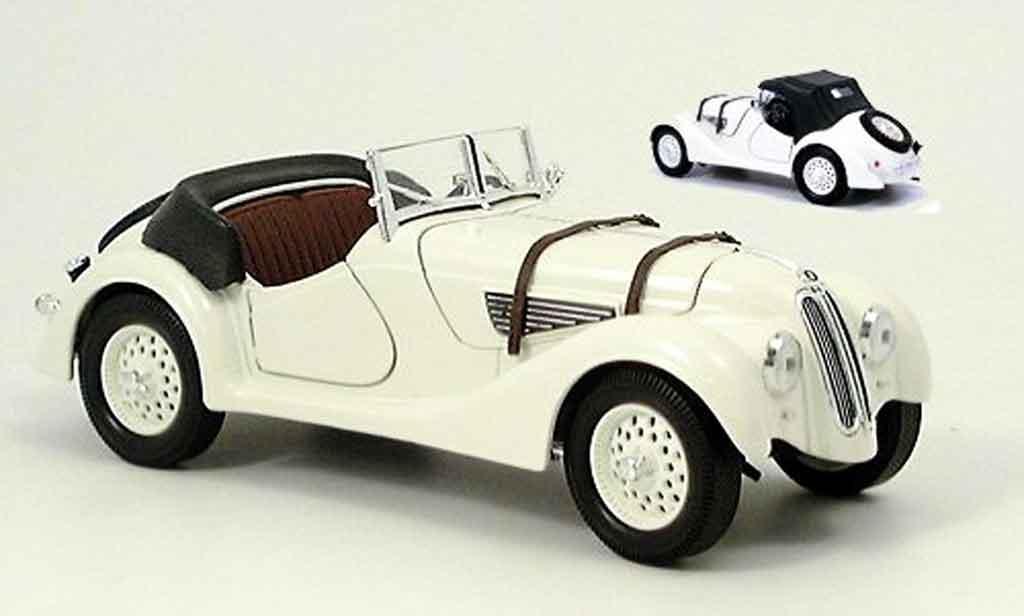 Bmw 328 1940 1/18 Yat Ming beige miniature