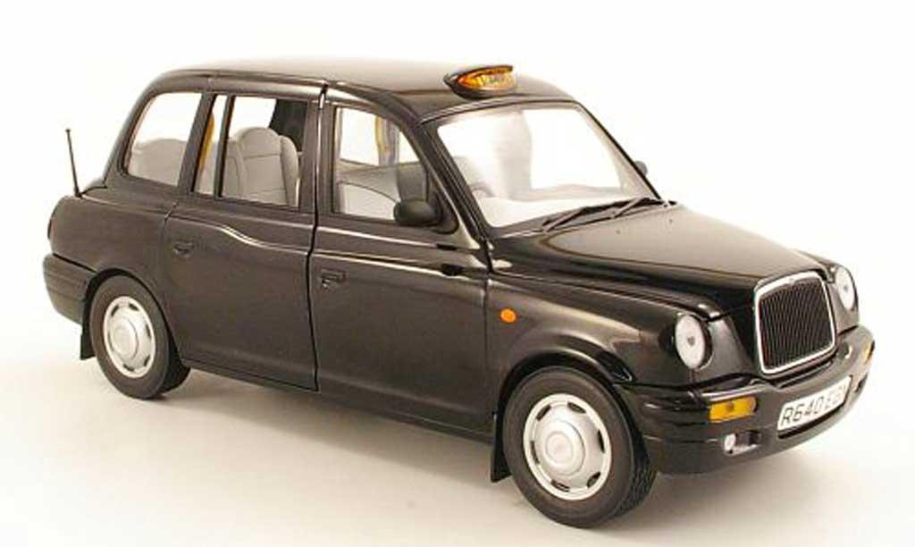 LTI TXI 1/18 Sun Star London Taxis International black 1998 diecast model cars