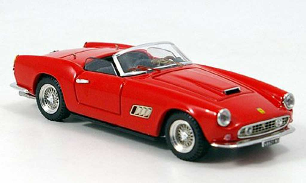 Ferrari 250 GT California 1/43 Art Model Stradale rouge 1957 miniature