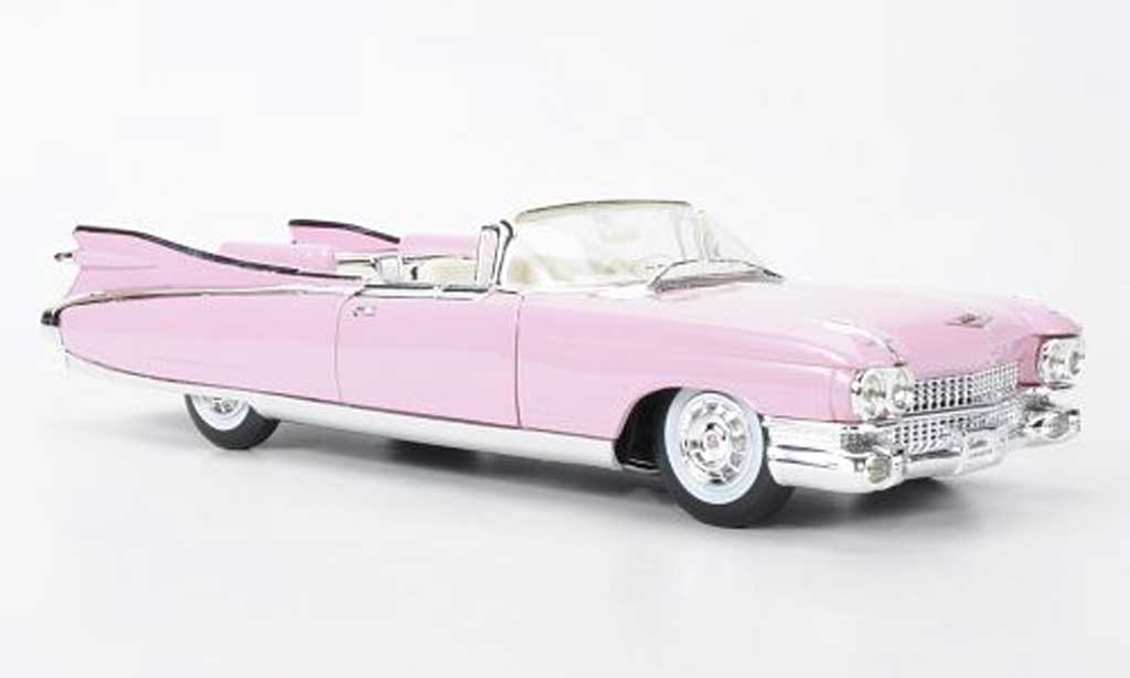 cadillac eldorado biarritz pink 1959 maisto modellauto 1 18 kaufen verkauf modellauto online. Black Bedroom Furniture Sets. Home Design Ideas