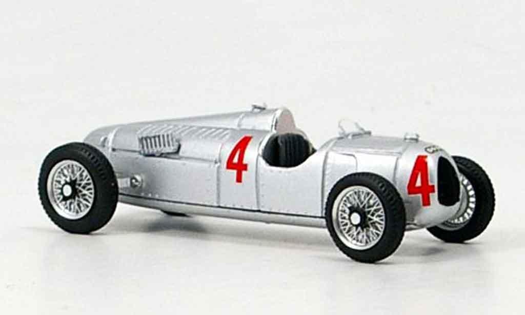 Auto Union Typ C 1/43 Brumm 1936 miniature