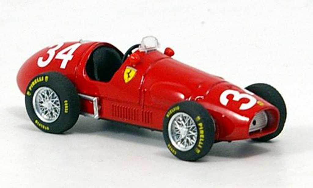 Ferrari 500 F2 1/43 Brumm 1952 miniature
