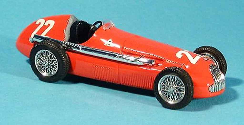 Alfa Romeo 158 1/43 Brumm juan manuel fangio 1950 miniature