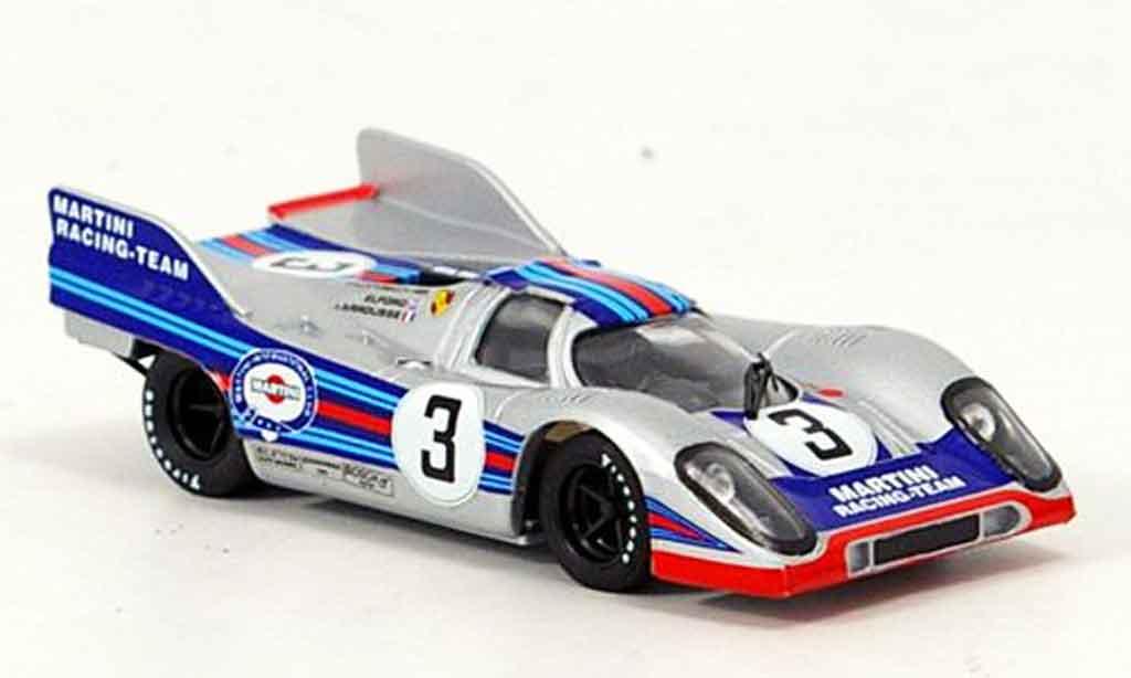 Porsche 917 1971 1/43 Brumm No.3 Elford Larousse 1000km Monza miniature