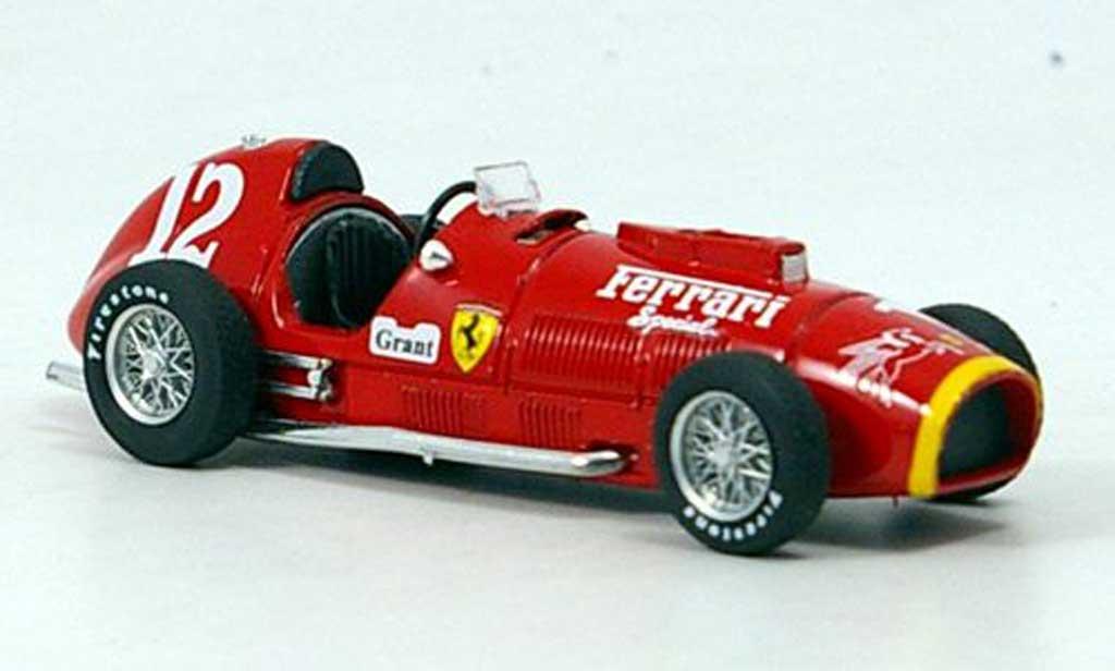 Ferrari 375 1/43 Brumm Alberto Ascari Indianapolis 1952 miniature