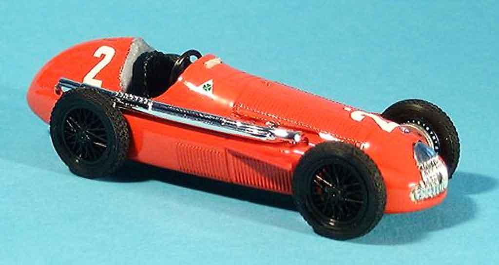 Alfa Romeo 159 1/43 Brumm juan manuel fangio 1951 miniature
