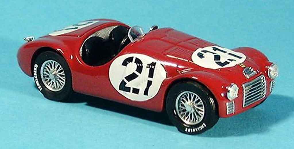 Ferrari 125 1/43 Brumm no.21 1947 miniatura