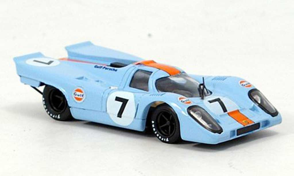 Porsche 917 1970 1/43 Brumm Rodriguez - Kikkunen miniature