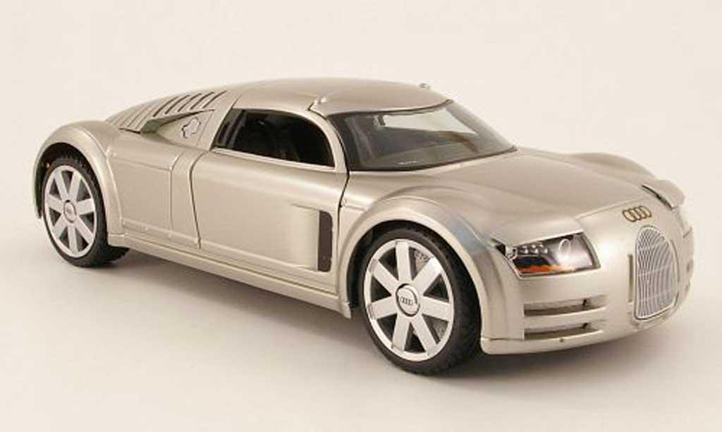 Audi Concept rosemeyer 2001 Maisto. Audi Concept rosemeyer 2001 miniature 1/18