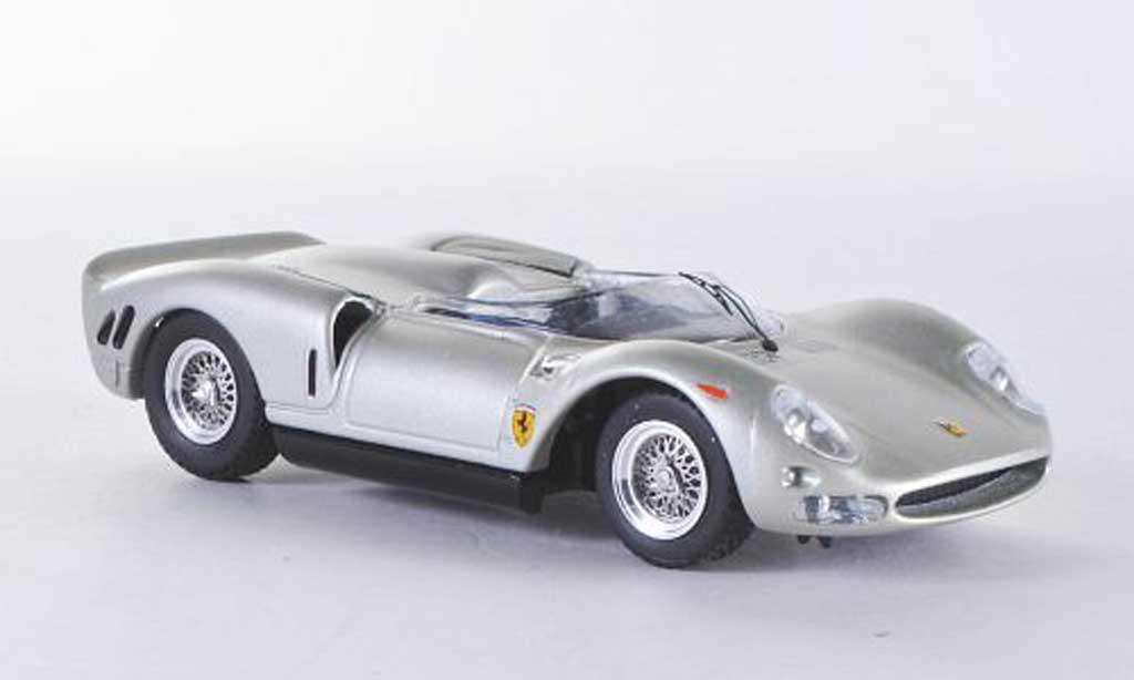 Ferrari 330 P2 1/43 Best Aluminium miniature