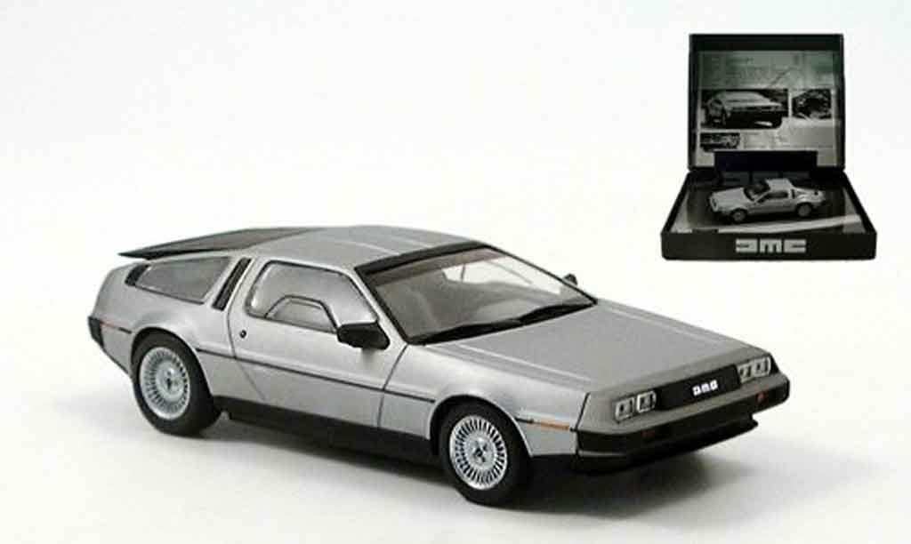 De Lorean 1981 1/43 Minichamps DMC miniature
