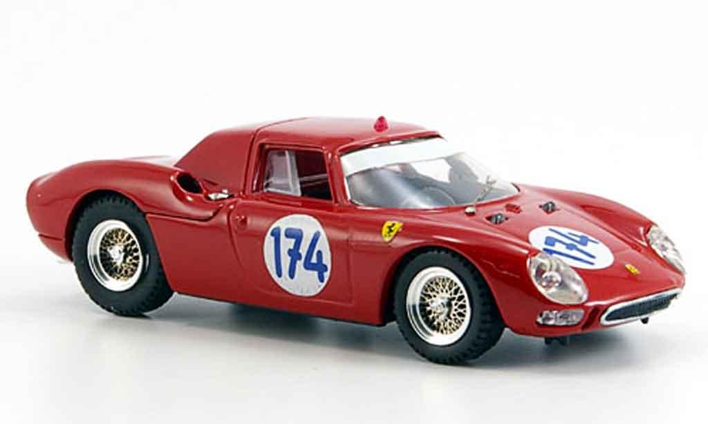 Ferrari 250 LM 1966 1/43 Best hawkins epstein modellautos