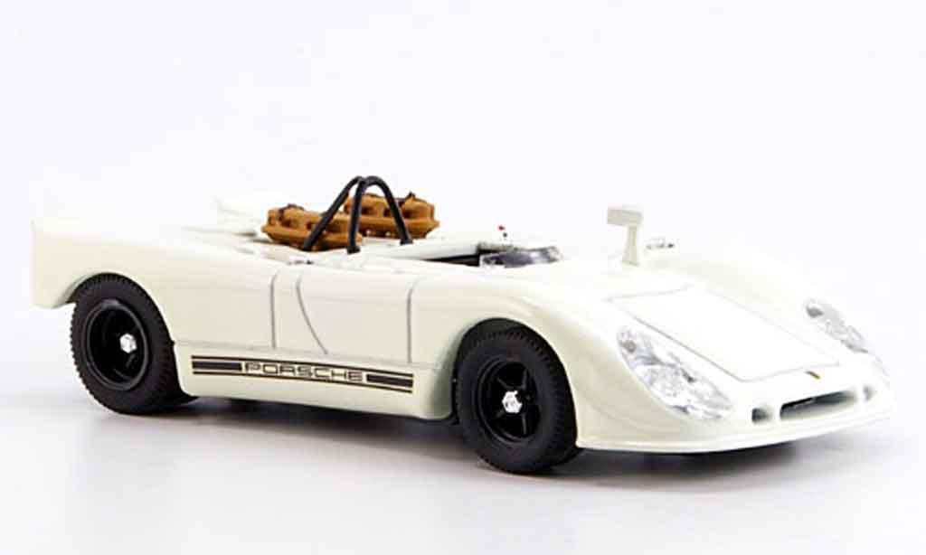 Porsche 908 1/43 Best Flunder blanche miniature