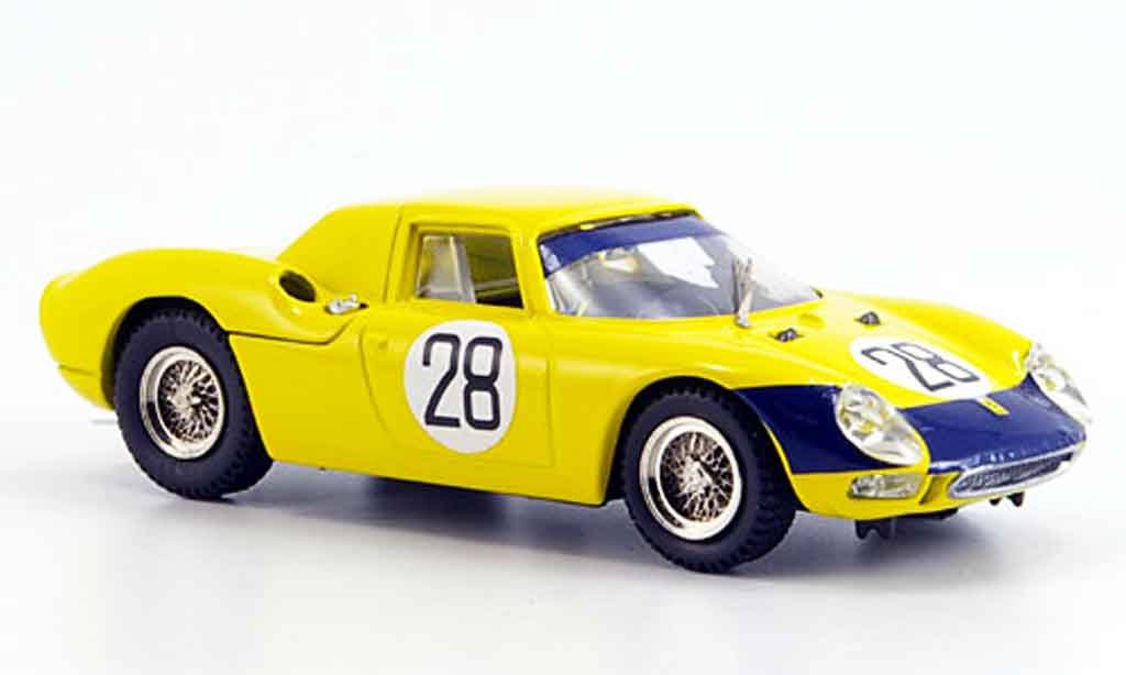 Ferrari 250 LM 1966 1/43 Best le mans no.28 miniature