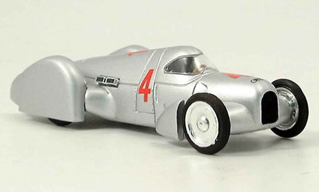 Auto Union Rekordwagen 1937 1/43 Brumm 1937 Carenata 1937 miniature