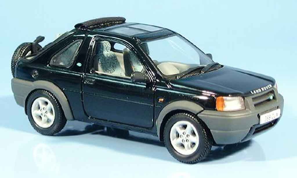 Land Rover Freelander 1/43 Eagle noire 1998 miniature