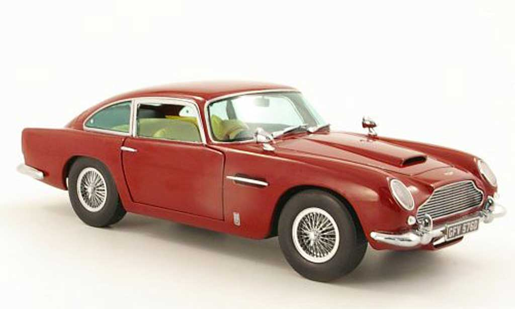 aston martin db5 red 1963 sun star diecast model car 1 18 buy sell diecast car on. Black Bedroom Furniture Sets. Home Design Ideas