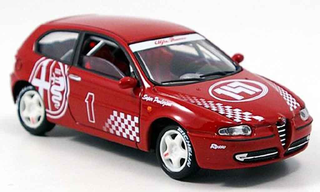 Alfa Romeo 147 1/43 Solido racing 2001 diecast