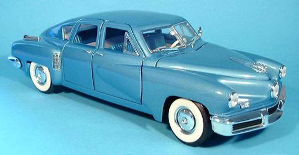 Tucker Torpedo 1/18 Yat Ming blau 1948 modellautos