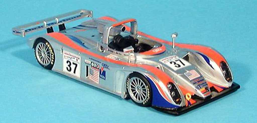 Reynard 01Q 1/43 Spark Judd Le Mans Duno Graham Murry 2001 diecast model cars