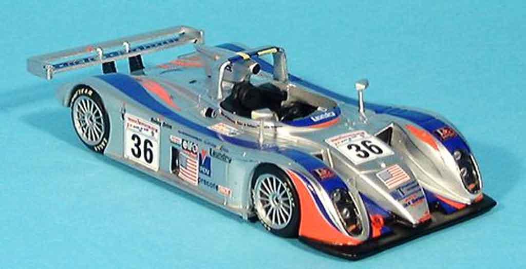 Reynard 01Q 1/43 Spark Judd Le Mans Radigues Matsuda 2001 diecast model cars