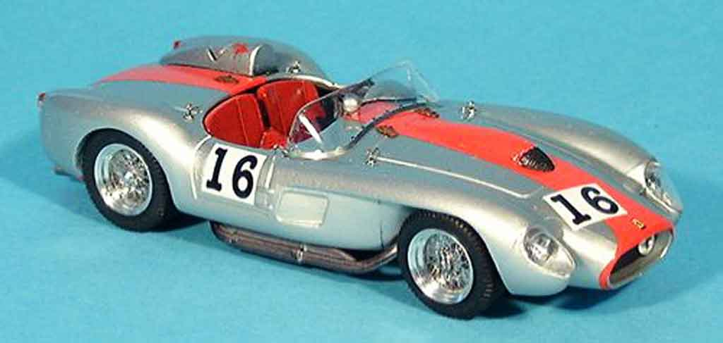 Ferrari 250 TR 1958 1/43 Bang mugello 95 phil hill no. 16 miniature