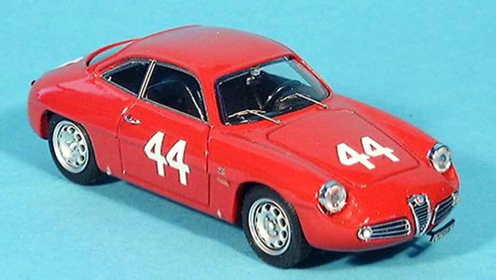Alfa Romeo Giulietta SZ 1/43 Bang sz no. 44 kim 1960 miniature