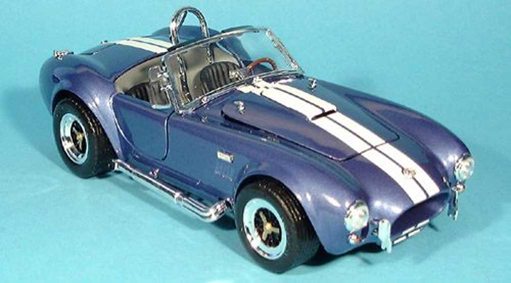 shelby ac cobra 427 s c blau 1964 yat ming modellauto 1 18 kaufen verkauf modellauto online. Black Bedroom Furniture Sets. Home Design Ideas