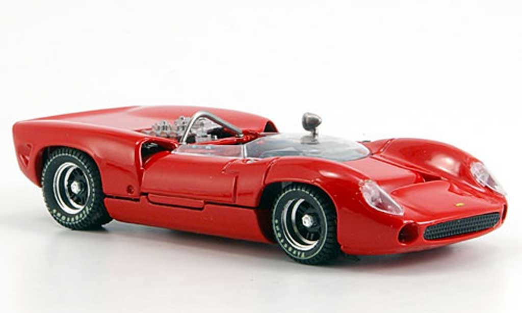 Lola T70 1956 1/43 Best Spyder rouge 1956 miniature