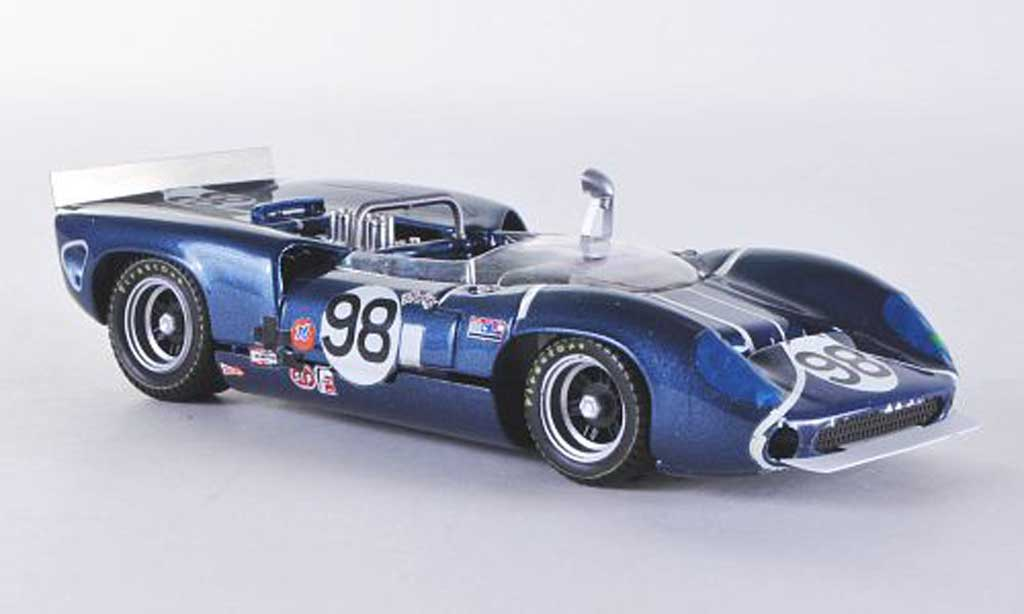Lola T70 1966 1/43 Best Spyder Riverside Parnelli-Jones 1966 miniature