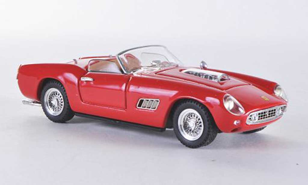 Ferrari 250 GT California 1/43 Art Model Competizine rouge 1960 miniature